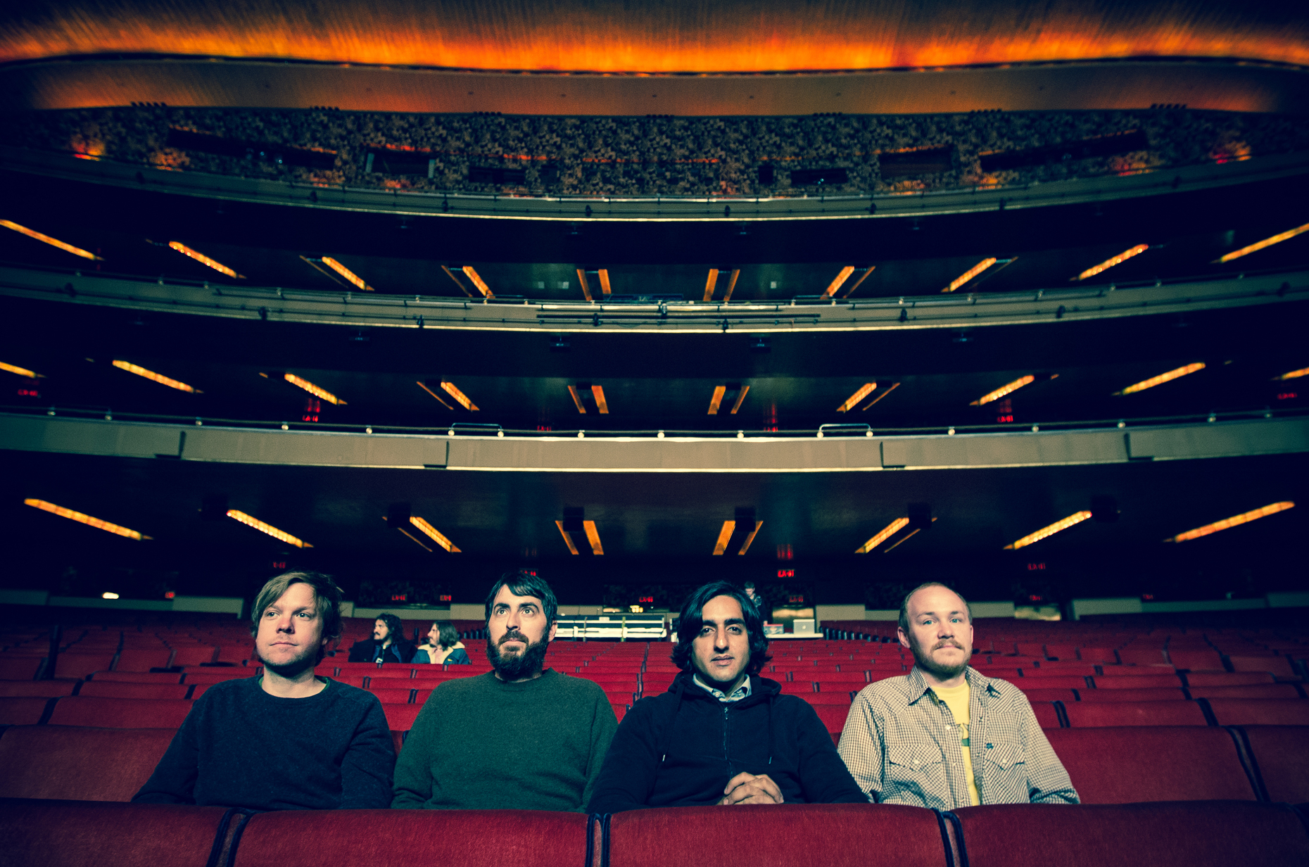 Explosions In The Sky Radio City Music Hall